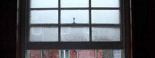 condensatie in huis