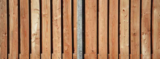 chemisch reinigen hout