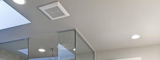 ventilatie badkamer
