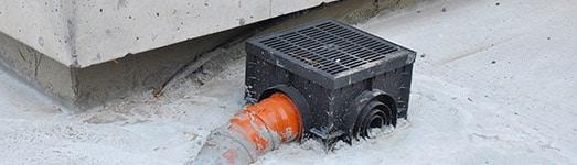 vochtbestrijding drainage